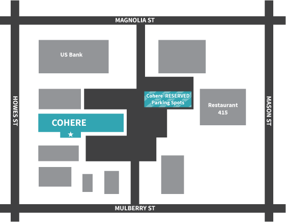 map-of-cohere-coworking-fort-collins